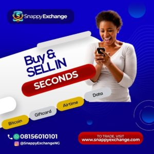 Buy Bitcoin from Snappy Exchange